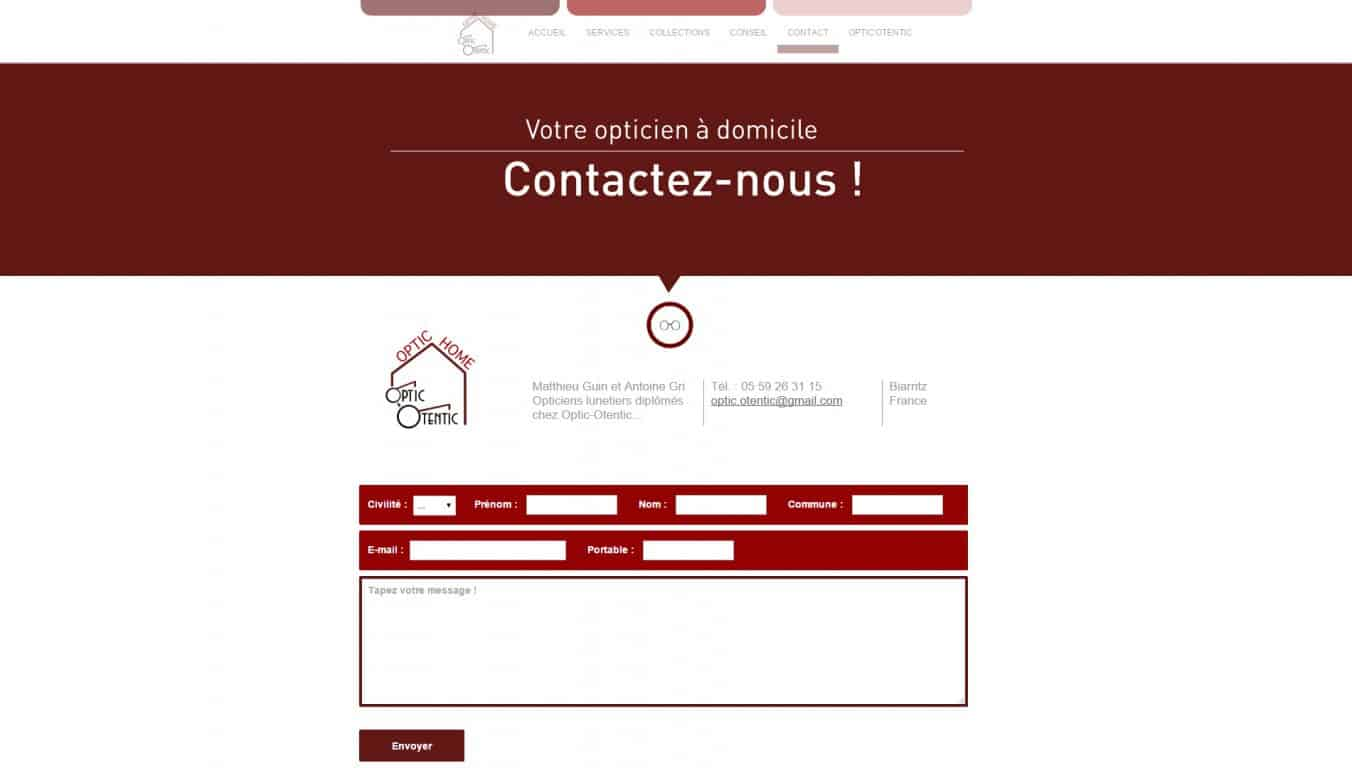 site statique