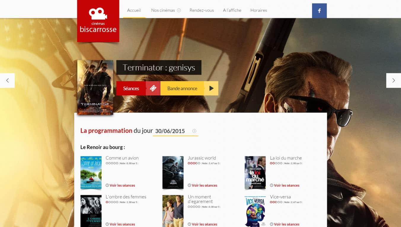 site web autonome
